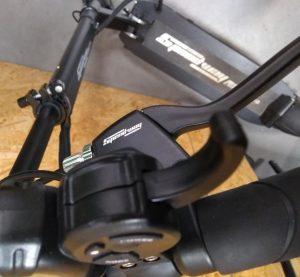 Speedway Mini 4 PRO z dodatkowym hamulcem
