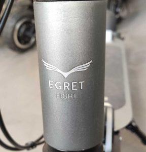 Hulajnoga elektryczna Egret Eight.