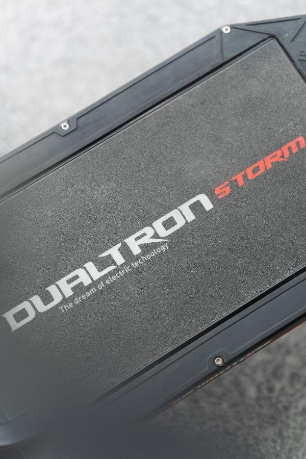 Dualtron Storm hulajnoga elektryczna z góry