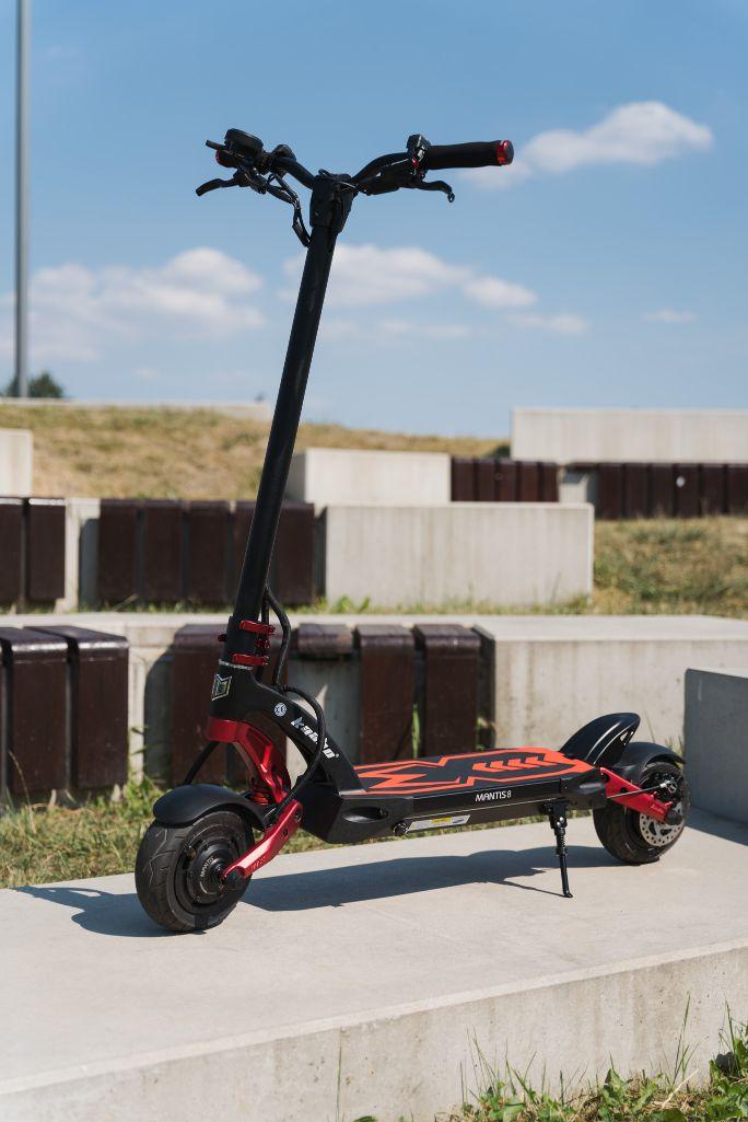Kaabo Mantis 8 plus hulajnoga elektryczna